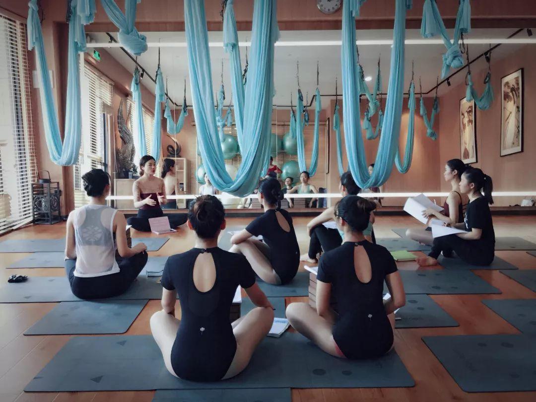 星店 | 深圳最火瑜伽馆2019大势扩张,目标50家门店正在进行时!