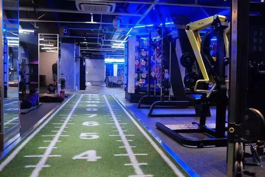 星店 | 魔都人气第一的健身房,长什么样?