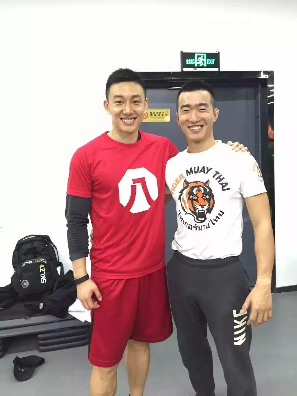 人物 | 他花了十年,从一线教练成为健身圈明星品牌创始人