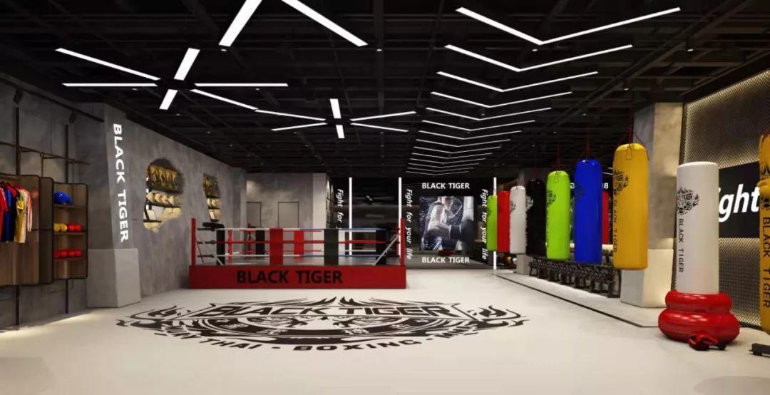 星店 | 签约选手获UFC金腰带,黑虎搏击以专业、人性化服务客户