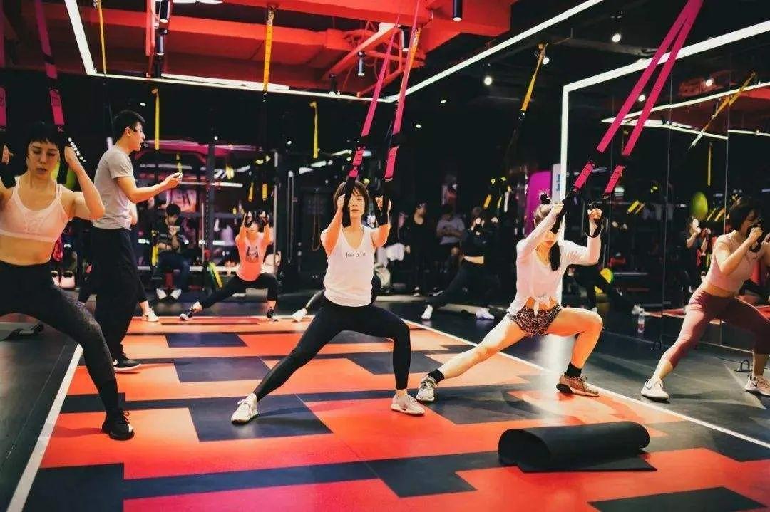 """我们不再是""""网友""""!上海体育场所全面开放,健身房复工潮到来"""