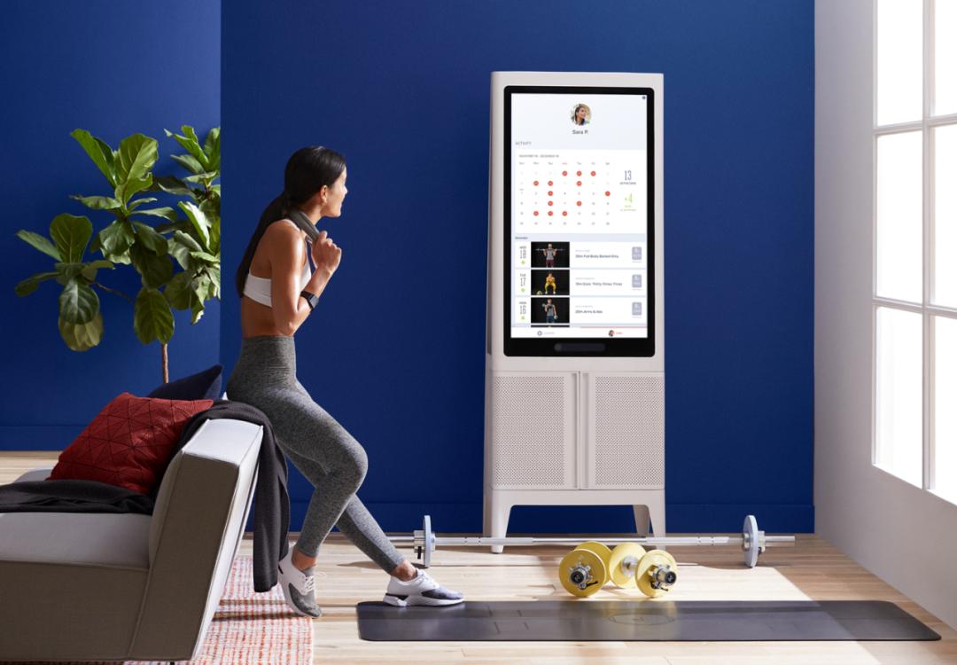 国内健身企业Q2注册量环比增长85.3%,家用健身品牌Tempo获6000万美元B轮融资